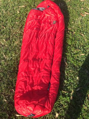 Mountain Hardware Never used sleeping bag . for Sale in Tarpon Springs, FL