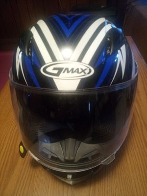 Helmet blue GMAX FF49 for Sale in Spokane, WA