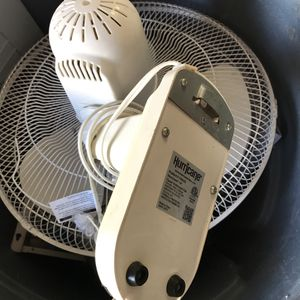 Wall mount fans for Sale in Fontana, CA