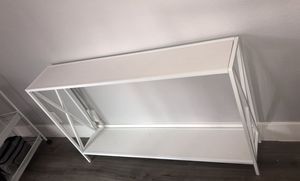 White Console/entry table for Sale in Las Vegas, NV