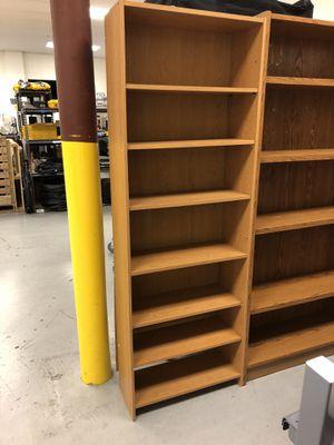 Bookshelves for Sale in Norfolk, VA