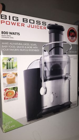 Big Boss JuiceMaker, Etc for Sale in Long Beach, CA