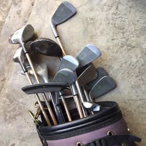 Golf Bag With All Classic Sticks Are Only $20 for Sale in Hollywood, FL