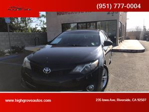 2013 Toyota Camry for Sale in Riverside, CA