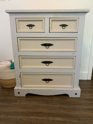 Dresser and Night Stand (Pier One) for Sale in Phoenix, AZ