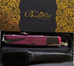 Hair Straightener Brush, Ionic Anti-Scald Straightening Comb for Sale in Salt Lake City, UT