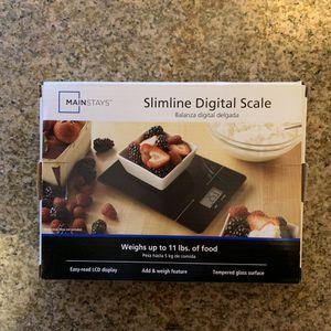 digital kitchen scale for Sale in Las Vegas, NV