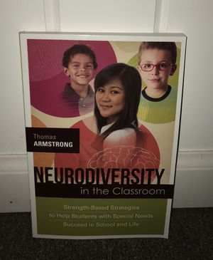 Neurodiversity in the Classroom by Thomas Armstrong for Sale in Woodcliff Lake, NJ