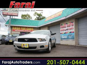 2011 Ford Mustang for Sale in Rutherford, NJ