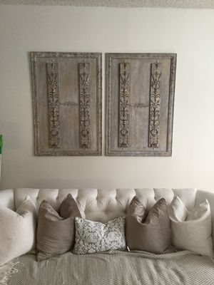 Beautiful real wood wall accent for Sale in Santa Clarita, CA