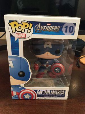 Captain America Pop! for Sale in Glendora, CA