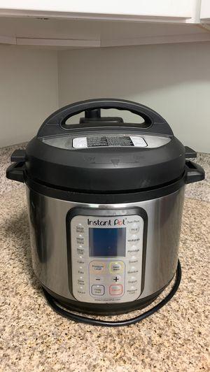 instant pot - barely used for Sale in El Segundo, CA