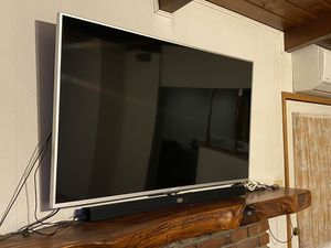 Sony 55 inch XBR-55X8008 with Samsung Soundbar and Subwoofer $400 for Sale in Torrance, CA