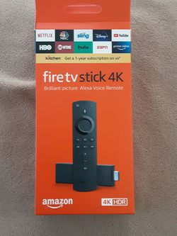 4k Fire Stick Jailbroke for Sale in St. Louis,  MO
