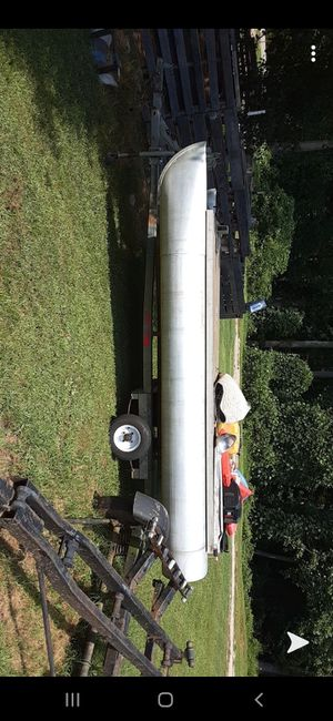 2010 laker mini pontoon for Sale in Liberty, SC