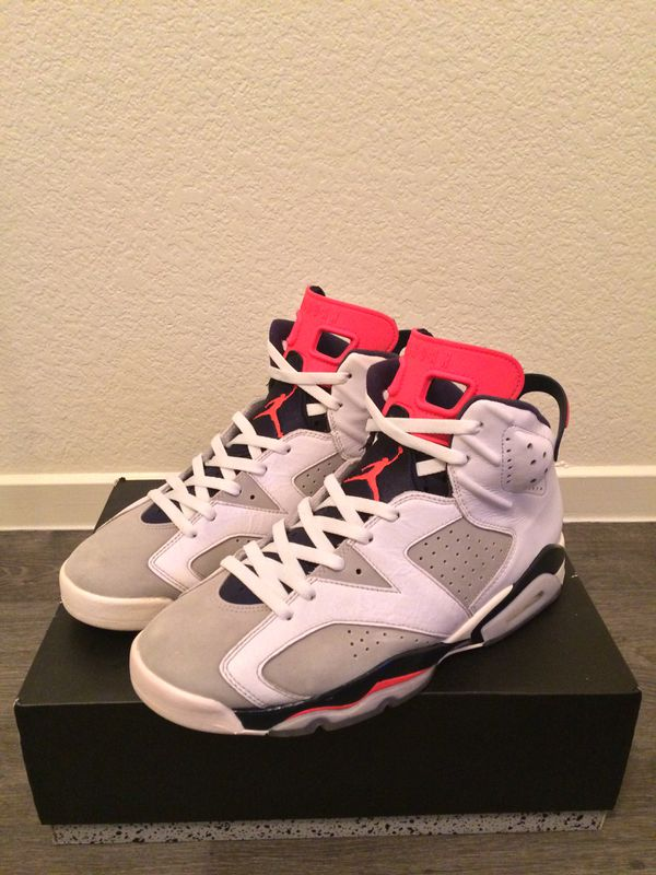 Tinker 6s size 10