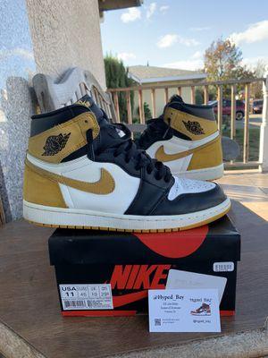 Jordan 1 yellow ochre size 11 for Sale in Fremont, CA