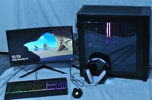 Full Custom Gaming PC Setup for Sale in Linden, PA