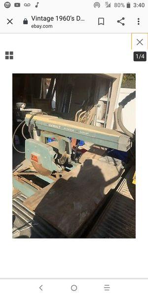 DeWalt 1959_60 for Sale in Kennewick, WA