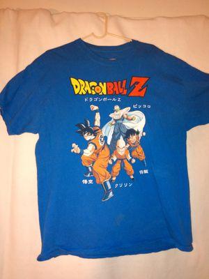 Dragon Ball Z Tee Shirt for Sale in San Antonio, TX