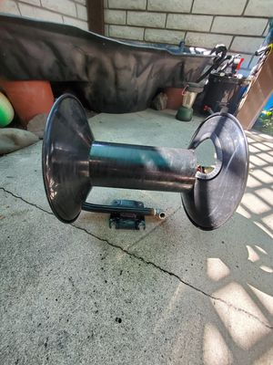 100 foot hose reel (pressure washer hose reel) for Sale in Garden Grove, CA