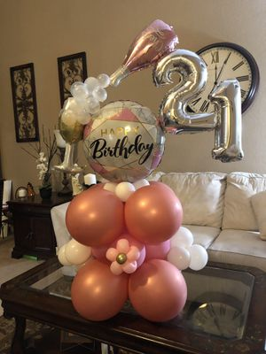 Balloon bouquet for Sale in Fontana, CA