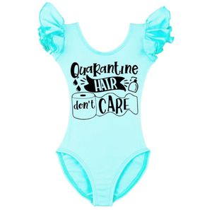 Quarantine hair don't care leotard/Romper for Sale in Virginia Beach, VA