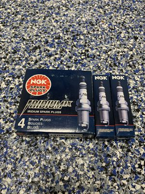 6 Chevy Camaro Spark Plugs - NGK Iridium IX 6509 for Sale in St. Cloud, FL