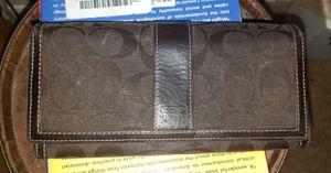 Coach wallet for Sale in Lynnwood, WA