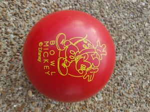 Disney collectable Brunswick bowling ball. for Sale in Nashville, TN