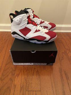 "Air Jordan 6 Retro ""Carmine"" Sz. 12 for Sale in Atlanta,  GA"