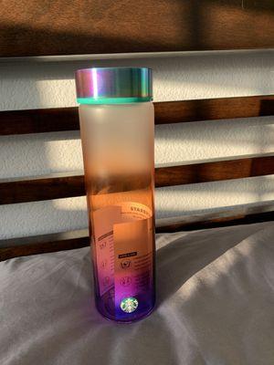 Starbucks Glass Bottle Summer 2020 for Sale in Murrieta, CA