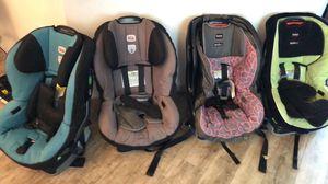 3 different Britax car seats, $45 each OBO for Sale in Gulf Breeze, FL