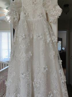 Baptism Dress, Bautizo vestido, Christening Dress for Sale in Santee,  CA