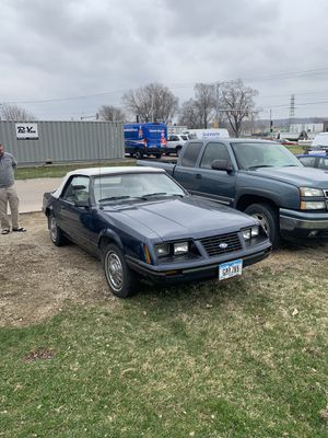 1983 Ford Mustang for Sale in Grand Rapids, MI