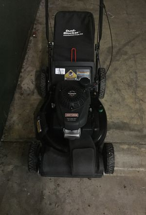 Self propelled CRAFTMAN lawnmower for Sale in Rancho Cucamonga, CA