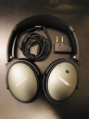 Bose Active Noise Canceling Headphones for Sale in Herndon, VA