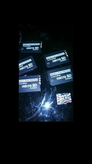 1/$50 or 2/$80 Sony Psp 1000 2000 3000 32 gb Memory stick pro duo OVER 2K GAMES for Sale in Corona, CA