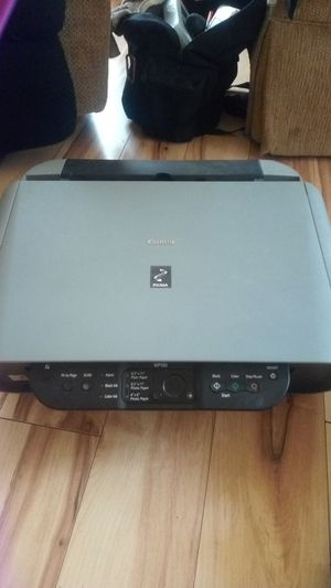Canon Pixma MP160 Copier (without a power cord) for Sale in Milan, TN