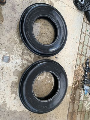 "Sand tires unlimited razor back 17"" 8.8 paddle tires for Sale in Riverside, CA"