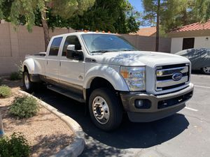 2016 Ford F450 King Ranch Dually for Sale in Chandler, AZ