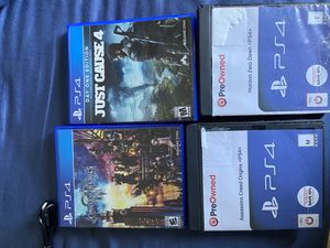 PS4 Games for Sale in Winter Garden, FL