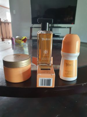 Woman timeless perfume set for Sale in Ruskin, FL