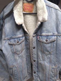 Levi's Denim Jacket for Sale in Henderson,  NV