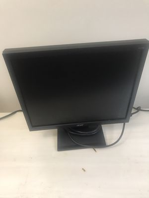 Acer computer monitor for Sale in Southfield, MI