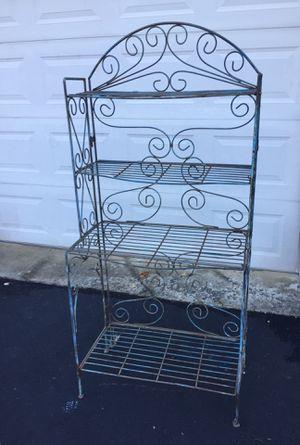 Metal Bakers Rack for Sale in Great Falls, VA