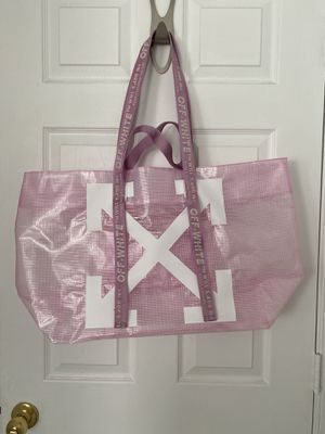 Off-White Pink Arrows Tote Bag for Sale in Washington, DC