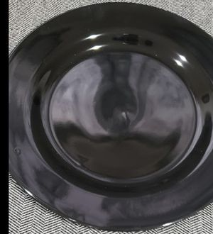 Porcelain plates new ,microwave ok for Sale in Hawthorne, CA