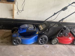 Lawnmower and weedeater for Sale in Muncie, IN