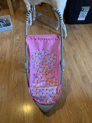 DOLL STROLLER for Sale in Roseville, CA